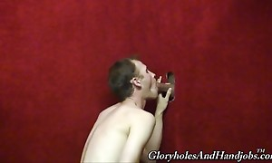 How do you like watching me stroke my young meat? Does it ge...